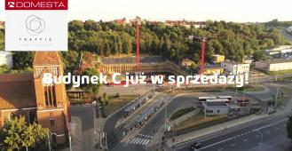 Inwestycja TRAFFIC na Gdańskich Siedlcach Deweloper DOMESTA