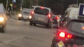 Tak niektórzy jeżdżą po ul. Toruńskiej