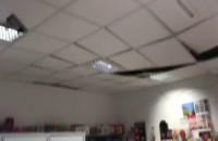 Sufit spadł na pracownicę poczty w Gdyni