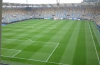Na trzy godziny przed meczem Arka - Legia