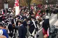 Parada w Gdańsku gotowa do wymarszu