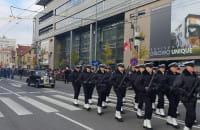 Parada Niepodległości w Gdyni