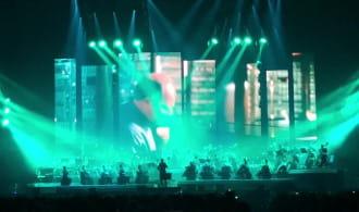 Incepcja - Hans Zimmer zagrał razem z orkiestrą