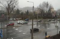 Gdynia: pierwszy śnieg w tym roku