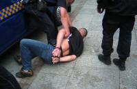 Straż Miejska zatrzymuje sprzedawcę na Długim Targu