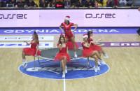 Cheeleaders Gdynia w świątecznym układzie