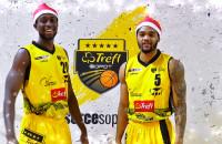 Świąteczne życzenia koszykarzy Trefla Sopot