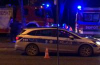 Wypadek na Pomorskiej w Jelitkowie