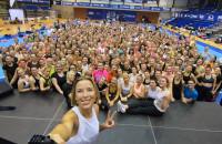 Ewa Chodakowska - trening w Gdańsku