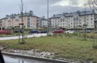 Paraliż przy pętli Łostowice-Świętokrzyska
