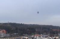 Balon lata nad Gdańskiem