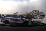Radiowóz spowodował kolizję na Przymorzu