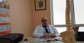 kompleksowe leczenie bólów odcinka szyjnego w placówce Pomorski Rehabilitant.