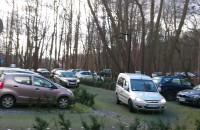 Wszystkie parkingi w Sopocie zajęte