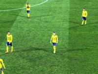 Arka Gdynia - ŁKS Łódź 1:1. Kto się cieszył po meczu?