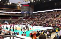 Decydujący punkt w meczu Trefl Gdańsk - Verva Warszawa Orlen Paliwa i radość kibiców