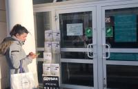 Zamknięty Urząd Miasta w Gdyni
