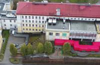 Szpital Marynarki Wojennej jest teraz szpitalem zakaźnym