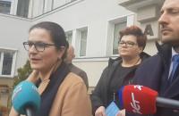 Konferencja prezydent Gdańska ws.koronawirusa