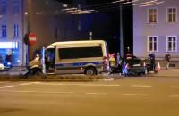 Wypadek w Sopocie: radiowóz i auto osobowe