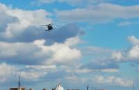 Ktoś wie co to za helikopter latał dziś nisko nad Gdańskiem?