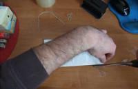 Jednorazowa maseczka ochronna z papieru