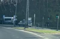 Interwencja policji w Sopocie