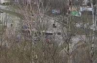 Wypadek na Chwaszczyńskiej w Gdyni