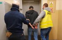 Wandale trafili w ręce policjantów