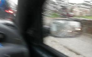 24.08.2011 ulewa w Gdańsku