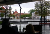 Krótka ulewa w Sopcie