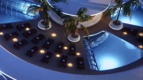 Projekt podwodnego hotelu
