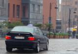 BMW na ul. Długiej