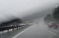 Oberwanie chmury na Obwodnicy