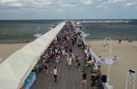 Tłumy na Slow Fest w Sopocie