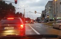 Wypadek na Władysława IV w Gdyni