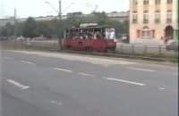 Gdańskie tramwaje 22 lata temu
