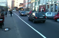 Zagubieni kierowcy na ul. Stągiewnej