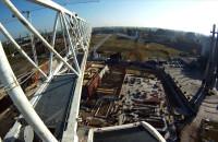 Okiem żurawia: budowa ECS