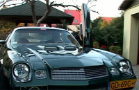 Chevrolet Camaro, Do góry drzwi!