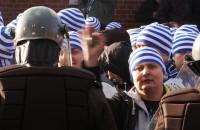 Przyjazd kibiców Ruchu Chorzów do Gdańska
