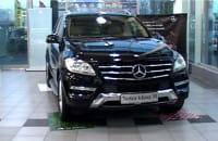 Mercedes podnosi poprzeczkę. Nowa M i B klasa