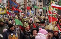 Królewski orszak przeszedł przez Gdańsk
