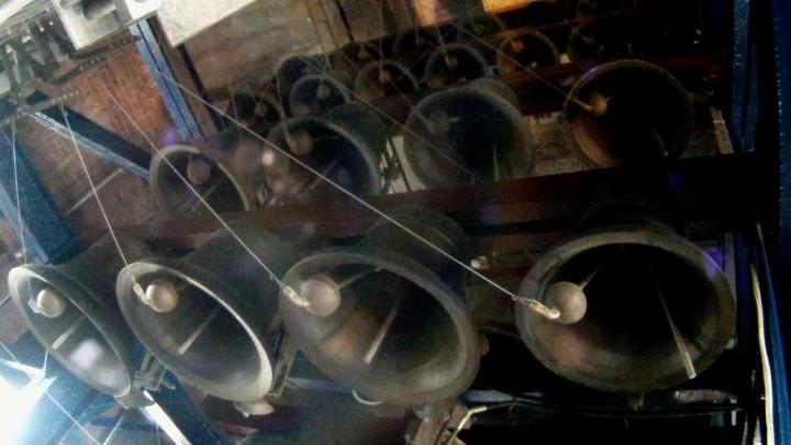 Regularne koncerty carillonu powróciły po sześcioletniej przerwie.