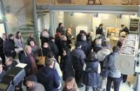 Brama Wyżynna w Gdańsku otwarta