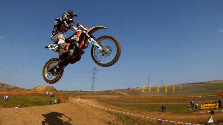 Zobacz majowe zmagania na torze przy ul. Starogardzkiej. Rozegrano Mistrzostwa Strefy Północnej wMotocrossie.