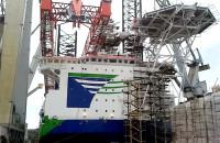 Statek za 200 mln