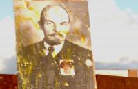 """Rzucali jajkami w """"Lenina"""""""