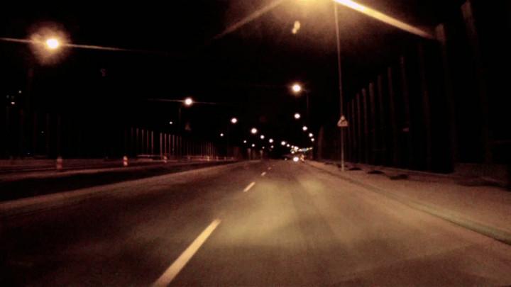 Film nagrany chwilę po otwarciu 1,5-kilometrowego odcinka ul. Nowej Słowackiego.