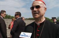 Watykański kardynał kibicuje Polsce